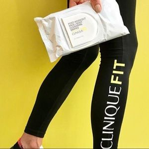 Clinique Post workout Wipes